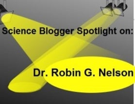 You Should Know: Dr Robin G Nelson