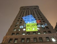 Glow Sticks Prove the Math Theorem behind the Famous Flatiron Building
