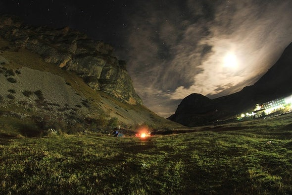 Beat the Crowds at the Total Eclipse: Go Camping