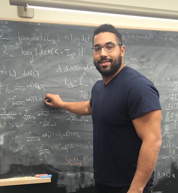 John Urschel's Favorite Theorem