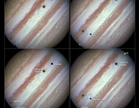 Jupiter's Moons Ascending