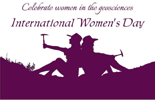 GeoBits: International Women's Day Edition