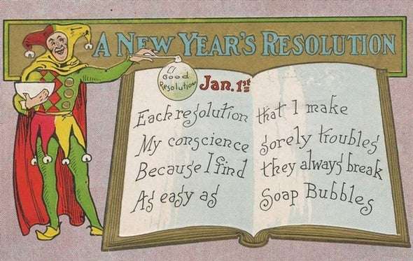 Why We Think We Can Keep Those New Year's Resolutions
