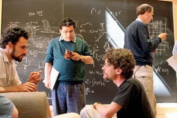 Why Should Scientists Mentor Students?