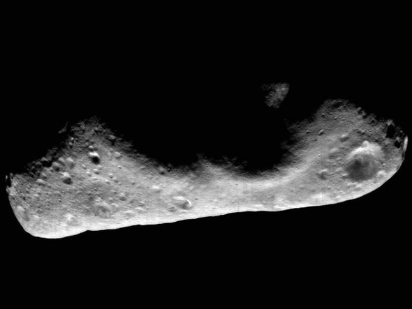 The Strange, Lumpy World of Asteroids