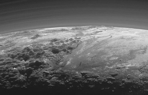 More Evidence for an Ocean inside Pluto