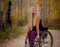 Paralyzed Woman Walks Again, with the Aid of a Robot