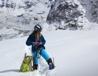 Return to Nepal: Snow Sampling