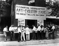 """50 Years Ago: Repeal of Tennessee's """"Monkey Law"""""""