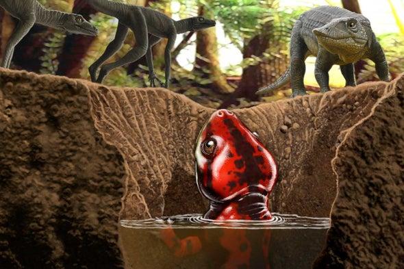 Paleo Profile: Jenkins' Amphibian Serpent From the Chinle