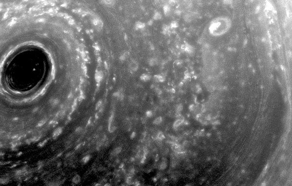 Cassini's Grand Finale, Part 1: Ring-Grazing and Turbulence