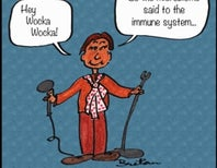 Science: Add Humor and Stir – Wocka, Wocka, Wocka!