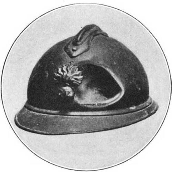 The News on Steel Helmets, 1916