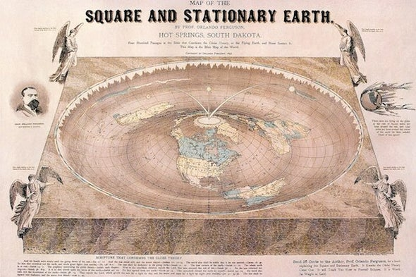 Do People Really Think Earth Might Be Flat?