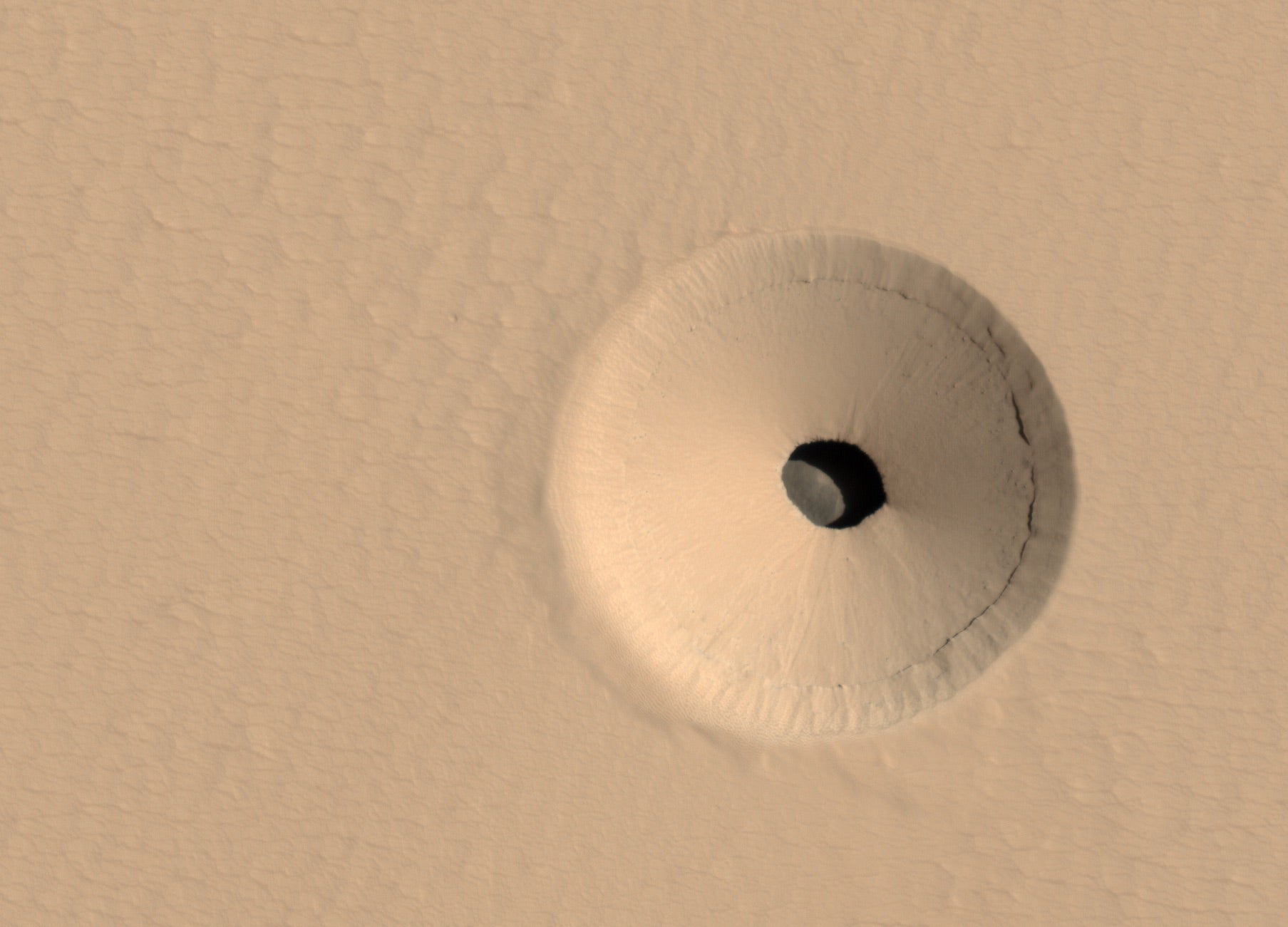 The 1,000 Caves of Mars