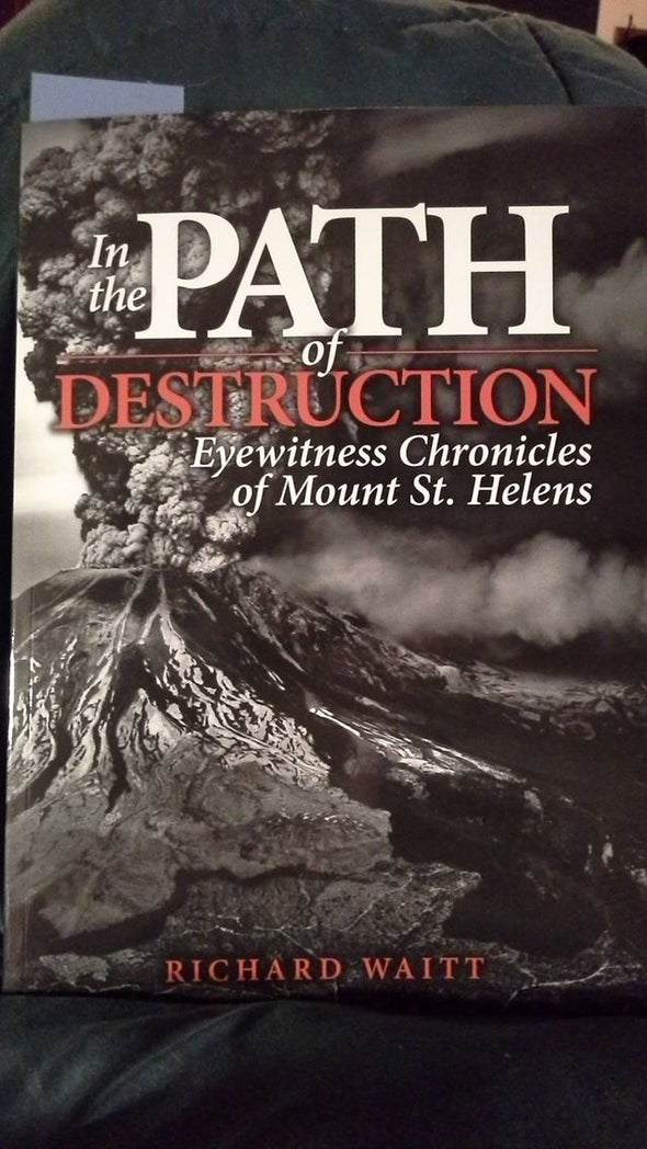 Live-Blogging Richard Waitt's <i>In the Path of Destruction</i> X: Photographing a Cataclysm
