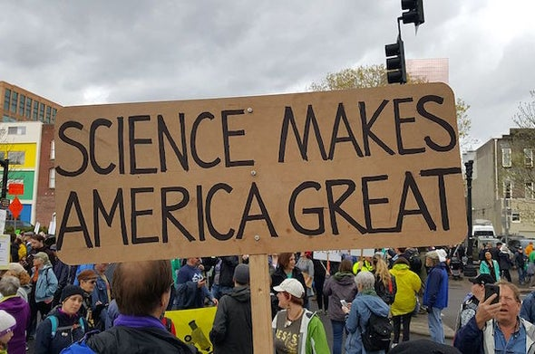 Our Federal Science Agencies Are in Mortal Danger
