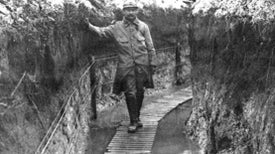 Camaraderie of Mud: Trench Warfare in 1916