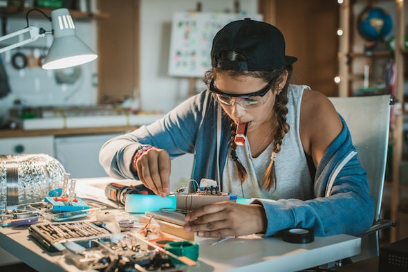 What High School Engineering Taught Me, and How It Can Empower Other Girls