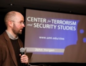 Can Science Solve Terrorism? Q&A with Psychologist John Horgan