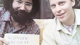 Dude, How Did <i>Scientific American</i> End Up in This Jerry Garcia–Howard Wales Album Art?