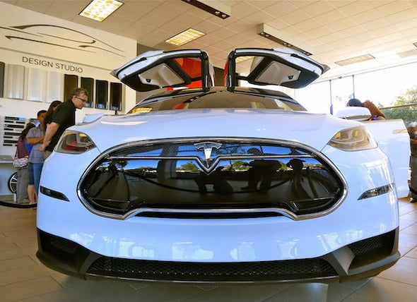 1 Million EVs Sold Worldwide