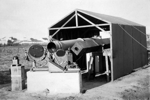 The 1919 Solar Eclipse and General Relativity's First Triumph