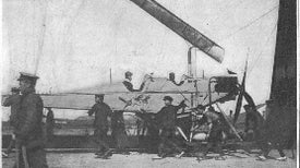 Fragile Sentinels, 1916