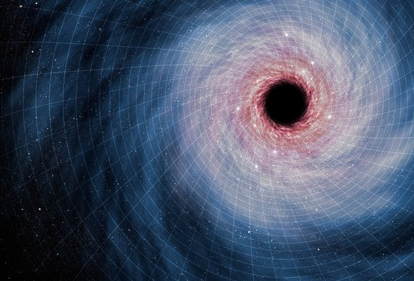 Talking Black Holes with Astrophysicist Katie Mack