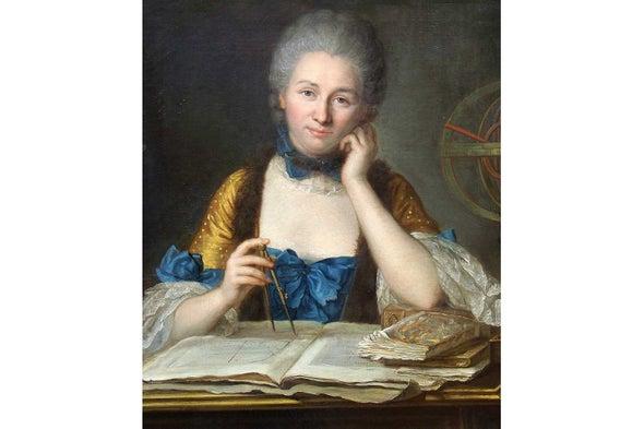 Spending a Moment with Émilie Du Châtelet