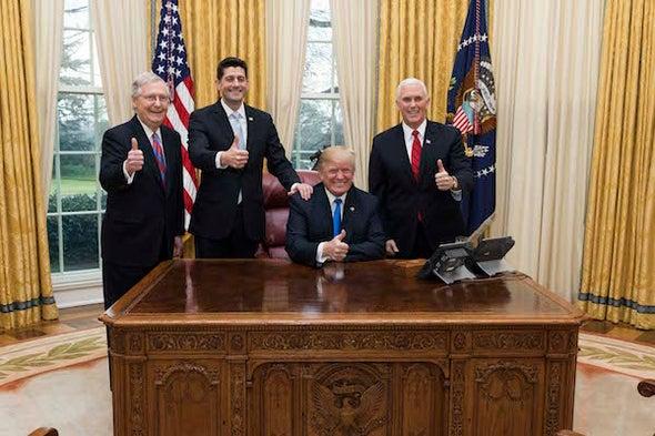 The Republican Tax Bill Will Devastate Science