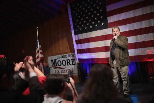 Attacks on Media, Like Roy Moore's, Endanger Democracy