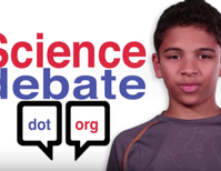 It's Time for a Presidential Debate on Science Policy