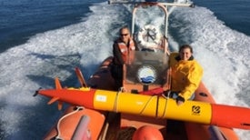 Robotic Laboratories Fan Out to Study the Seas