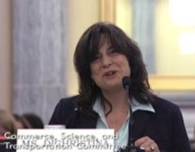 Scientific American Editor Testifies at U.S. Senate [Video]
