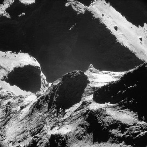 1,776 Portraits of a Comet