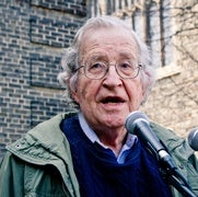 Noam Chomsky Calls Trump and Republican Allies