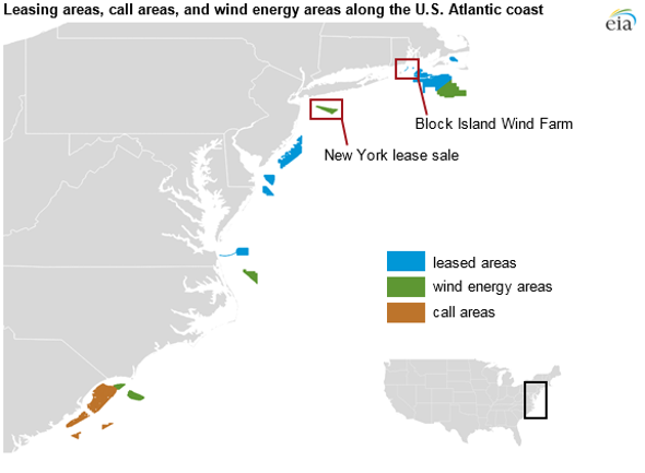 Offshore Wind Now Online in the United States as Federal Leases Boom [video]