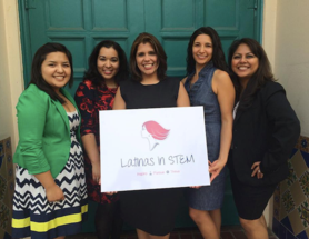 Latinas in STEM: Making Bright Futures a Reality