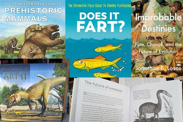 Zoology Books of 2017