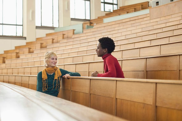 Universities Are Vital for Bridging the Science Gap