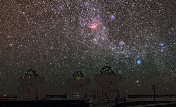 The Most Mysterious Star in the Galaxy