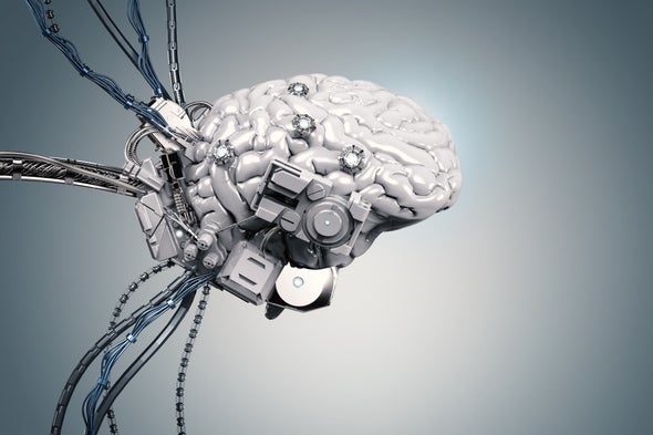 Do We Need Brain Implants to Keep Up with Robots?