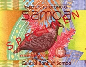 Soon the Only Place to See This Nearly Extinct Bird May Be on Samoan Currency