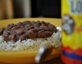 Rice and Beans: How Does Culture Become Generic?