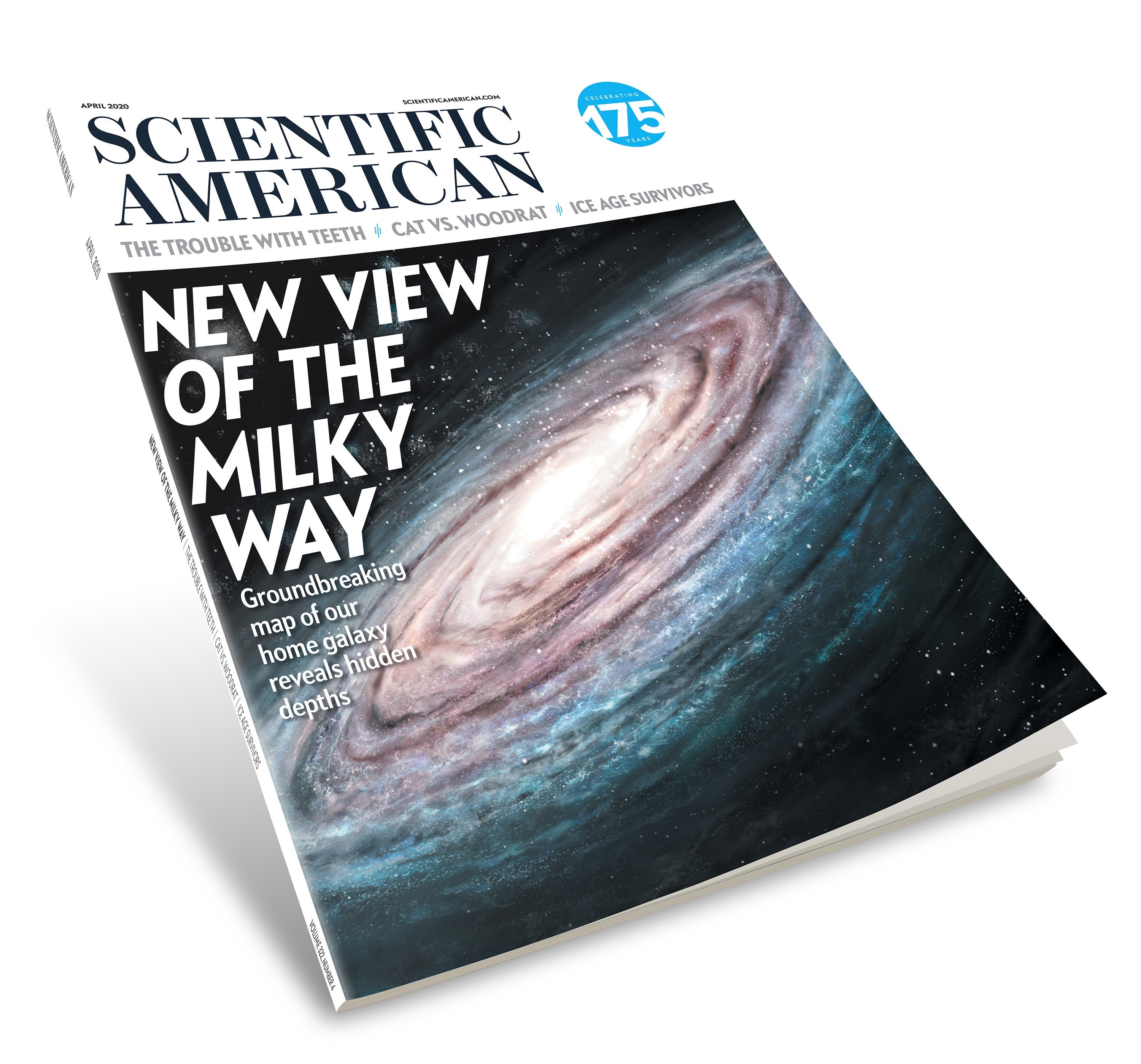 Introducing the April 2020 Issue