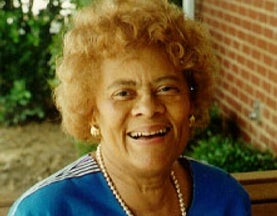 Happy Birthday, Evelyn Boyd Granville!