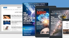 <em>Scientific American</em> Launches New Paywall