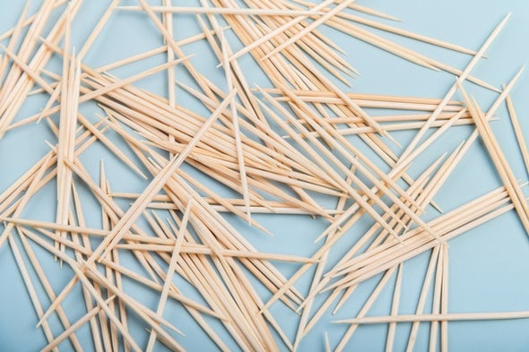 The Toothpick That Saved a Neuroscience Experiment