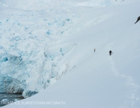 Extreme Ice Survey: Farewell to the Antarctic Peninsula